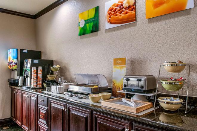 Quality Inn and Suites Slidell - Slidell - Μπουφές