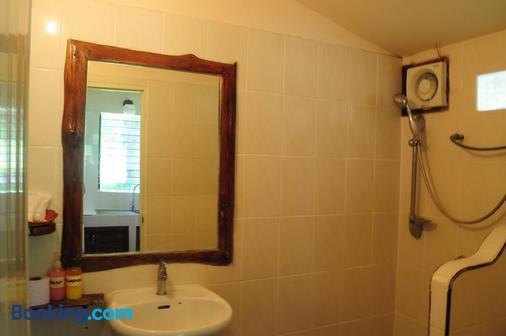 Pai Iyara Resort - Pai - Phòng tắm