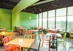 Jiuwu Hotel - Luodong - Restaurant