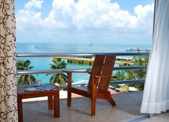 Bahia Chac Chi - Isla Mujeres - Balcony