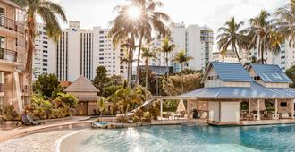 Novotel Cairns Oasis Resort - Cairns - Κτίριο