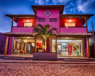Castelo Pink Boutique Hotel - Uruau - Building