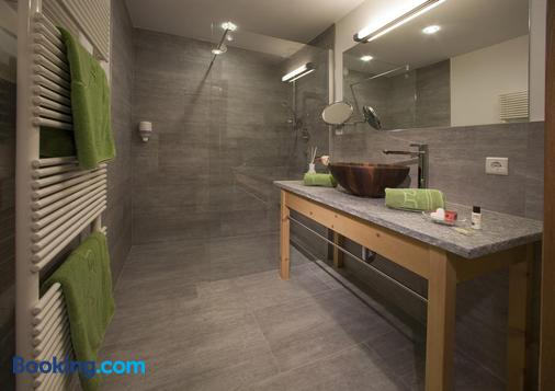 Hotel Tuxertal - Tux-Vorderlanersbach - Phòng tắm