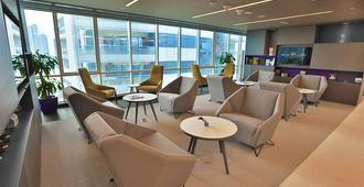 The Act Hotel - Sharjah - Lounge