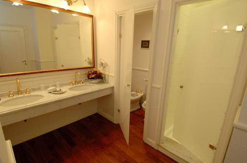瑪麗尼歐雷黎萊斯魅力酒店 - 佛羅倫斯 - 佛羅倫斯 - 浴室
