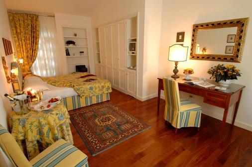 瑪麗尼歐雷黎萊斯魅力酒店 - 佛羅倫斯 - 佛羅倫斯 - 臥室