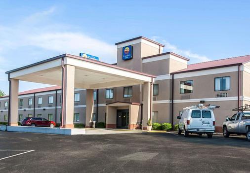 Comfort Inn Jackson I-40 - Jackson - Edificio