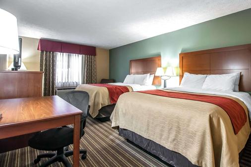 Comfort Inn Jackson I-40 - Jackson - Bedroom
