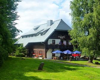 Schwarzwaldhof Nicklas - Bonndorf Holzschlag - Gebouw