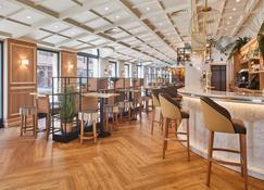 Hotel Silken Ciudad De Vitoria - บิตอเรีย-กาสเตอิซ - ร้านอาหาร
