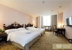Royal Seasons Hotel Hot Springs Tapei-Beitou - Ταϊπέι - Κρεβατοκάμαρα