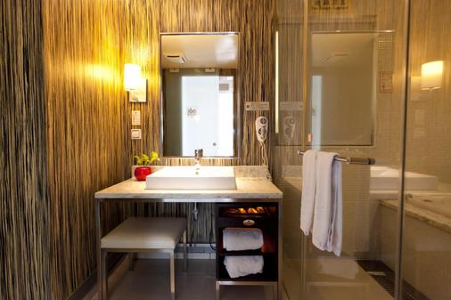 168 Motel - Hsinchu - Hsinchu City - Bathroom