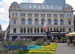 Liberty - Riga - Gebouw