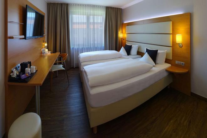 Best Western Hotel Braunschweig - Braunschweig - Bedroom