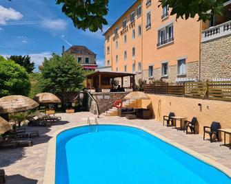Hotel Belle Vue - Souillac - Bazén