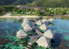Tahiti Ia Ora Beach Resort - Managed by Sofitel - Punaauia - Sypialnia
