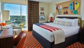 雙棕櫚樹酒店 - 天普 - 坦佩 - 臥室