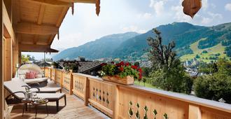 Tennerhof Gourmet & Spa de Charme Hotel - Relais & Châteaux - Kitzbühel - Balkong