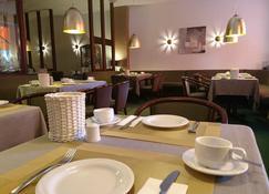 Hotel Deutschherrenhof - Трір - Ресторан