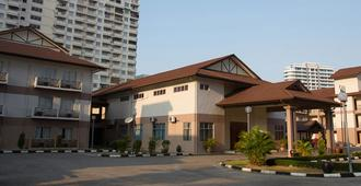 Hotel Seri Malaysia Pulau Pinang - ג'ורג' טאון
