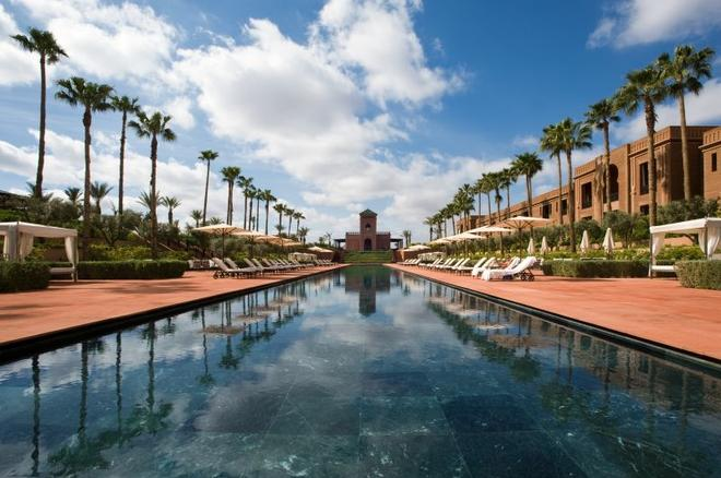Selman Marrakech - Marrakesh - Pool