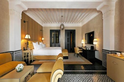 Selman Marrakech - Marrakesh - Bedroom