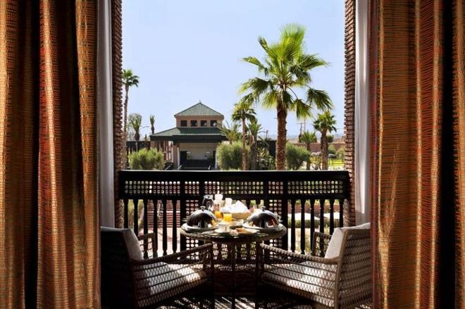 Selman Marrakech - Marrakesh - Balcony