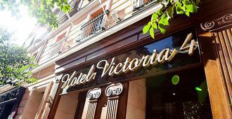 Hotel Victoria 4 - Madrid - Edificio
