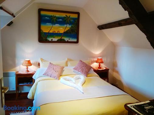 Gites De La Cote D'Emeraude - Dinard - Bedroom