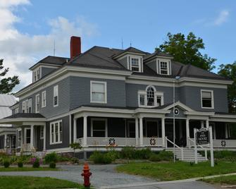 The 1906 House - Enosburg - Building