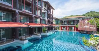 Red Ginger Chic Resort - Krabi - Pool