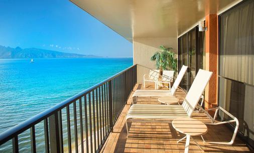 Aston Kaanapali Shores - Lahaina - Balcony