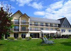 Best Western Plus Hôtel Le Roof - Vannes - Bâtiment
