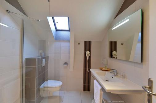 Best Western Plus Le Roof - Vannes - Μπάνιο
