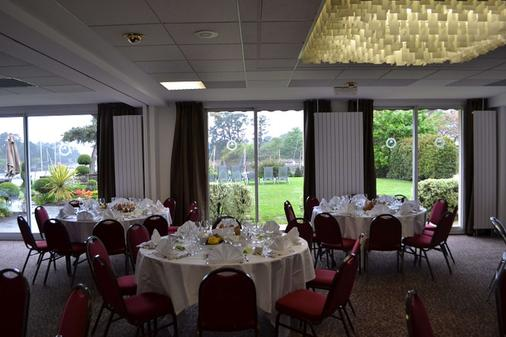 Best Western Plus Le Roof - Vannes - Banquet hall