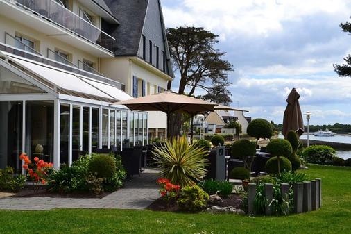 Best Western Plus Le Roof - Vannes - Bar