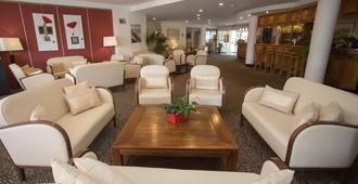 Best Western Plus Hôtel Le Roof - Vannes - Lounge