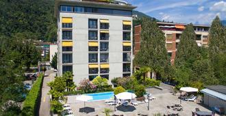 Garni Nessi - Locarno - Building
