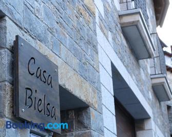 Casa Bielsa - Bielsa - Gebäude