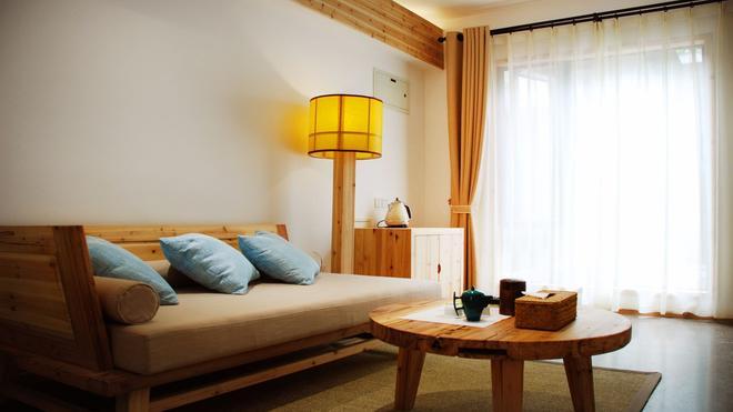 Villa Wangshan Hetianli - Huangshan - Living room