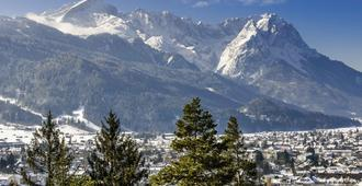 Mercure Hotel Garmisch Partenkirchen - Garmisch-Partenkirchen - Outdoor view