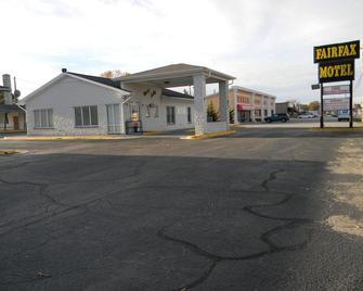Fairfax Motel - Roanoke Rapids - Gebäude