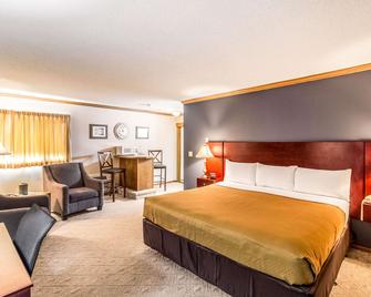 Econo Lodge - Valley City - Bedroom