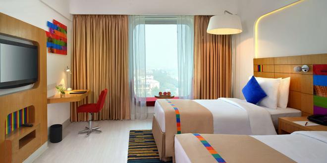 Park Inn by Radisson New Delhi IP Extension - New Delhi - Bedroom