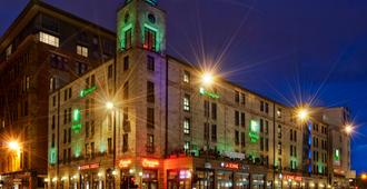 Holiday Inn Glasgow - City Ctr Theatreland - Glasgow - Edifício