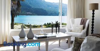 Leisure Isle Lodge - Knysna - Sala de estar