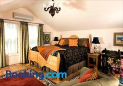 Four Kachinas Bed & Breakfast Inn - Santa Fe - Bedroom