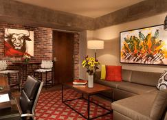 Hotel Contessa - Luxury Suites on the Riverwalk - San Antonio - Sala de estar