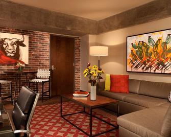 Hotel Contessa - Suites on the Riverwalk - San Antonio - Soggiorno