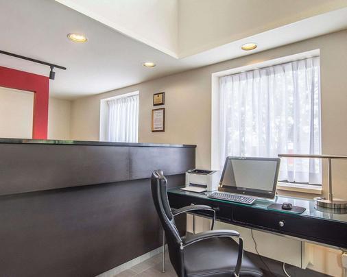 Comfort Inn - Alma - Centro de negocios